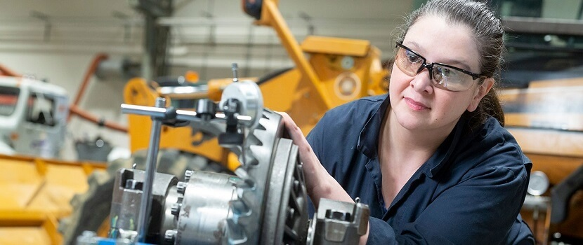 Women in Trades and Technology