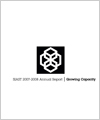 2007-2008 Annual Report Cover