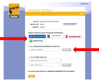 Tuition - Guide to making online payments