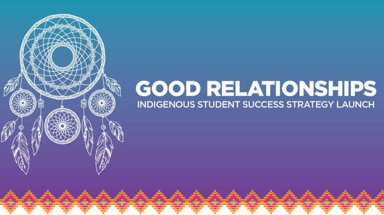 Indigenous Student Success Strategy Launch