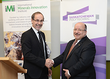 Centre for Minerals Innovation brings industry and training together