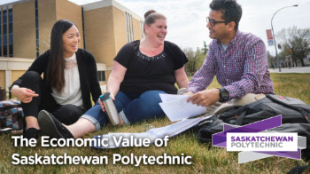 Saskatchewan Polytechnic has $2.2 billion impact on Saskatchewan's economy