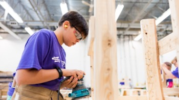 Sask Polytech promoting girl-power in trades camp