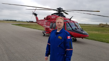 Saskatchewan Polytechnic alumnus named Canada's Paramedic of the Year