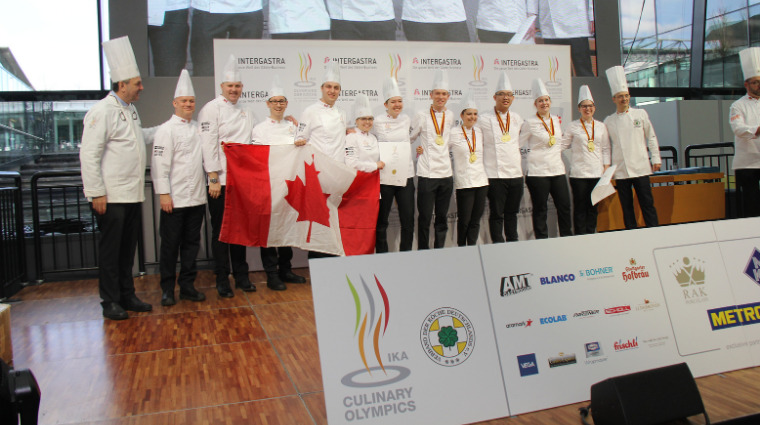 Sask Polytech grad helps Canada cook up a gold medal