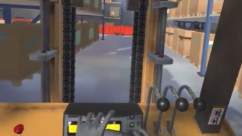 Virtual reality tech to boost remote forklift training opportunities