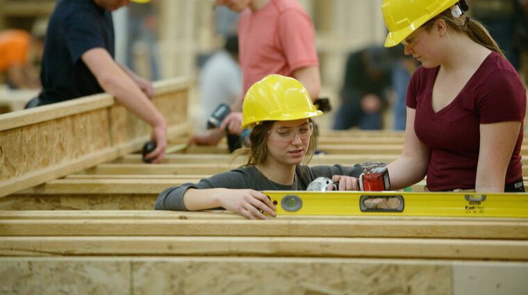 Women in trades continues innovative path towards training