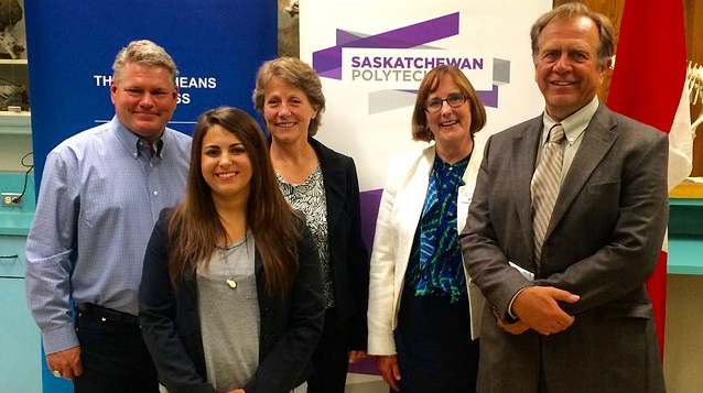 Students in Northern Saskatchewan Benefit from Government of Canada Investment in Skills Training