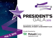 Unexpected location makes for memorable Sask Polytech gala
