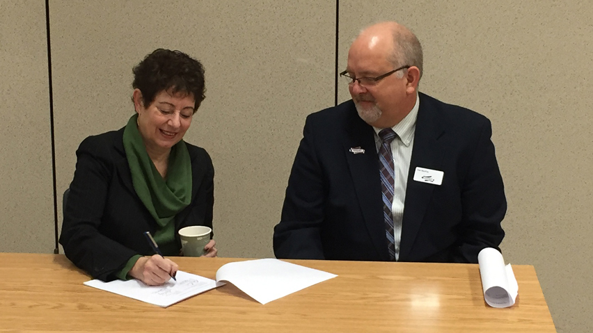 Agreement between Sask Polytech and the U of S Edwards School of Business improves opportunities for students