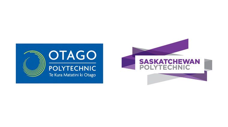 Otago Polytechnic and Sask Polytech sign memorandum of understanding