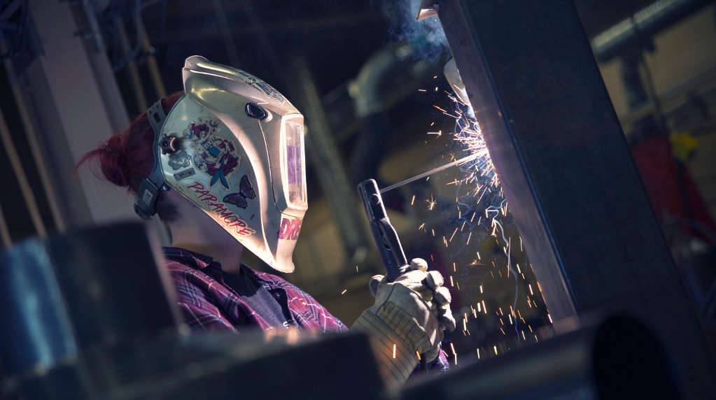 Mind Over Metal welding camp at Sask Polytech set to spark change