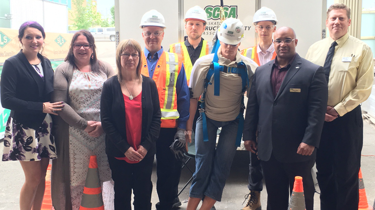 Hann legacy gifts promote workplace safety and provide new opportunities to students