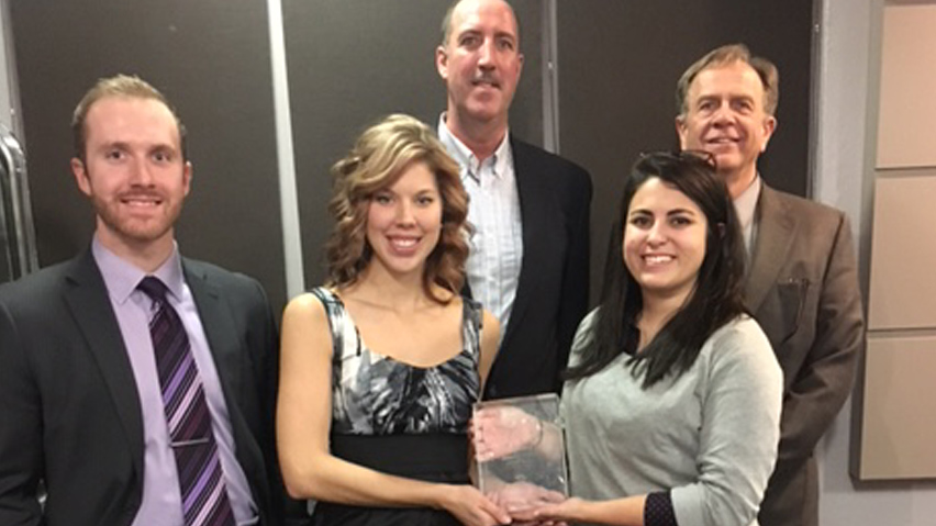 Saskatchewan Polytechnic's Natural Resources Technology programs receive SREDA award