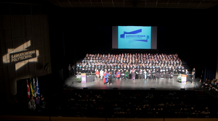 Saskatchewan Polytechnic celebrates excellence at Regina convocation