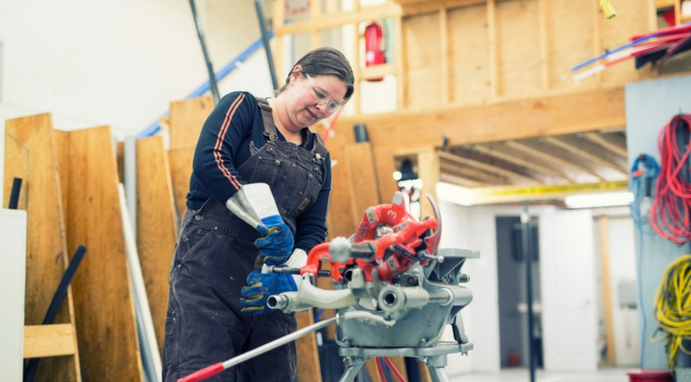 Women in Trades & Technology at Saskatchewan Polytechnic