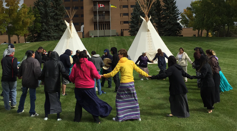 Sask Polytech hosts National Aboriginal Day celebrations across the province