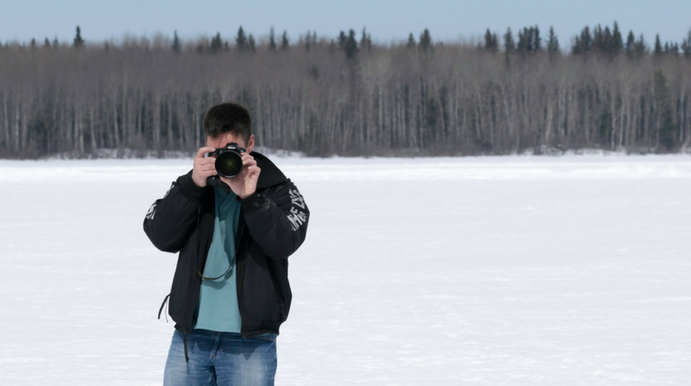 Alumnus uses photography to transform lives in Northern Saskatchewan