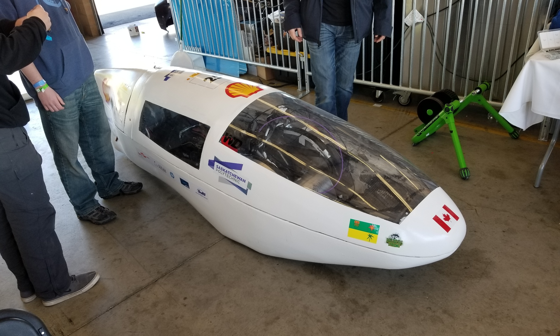 Eco car Prototype ready to go to technical inspection.jpg