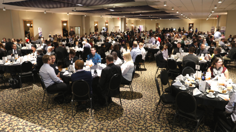 Dinner connects business and industry with Moose Jaw students
