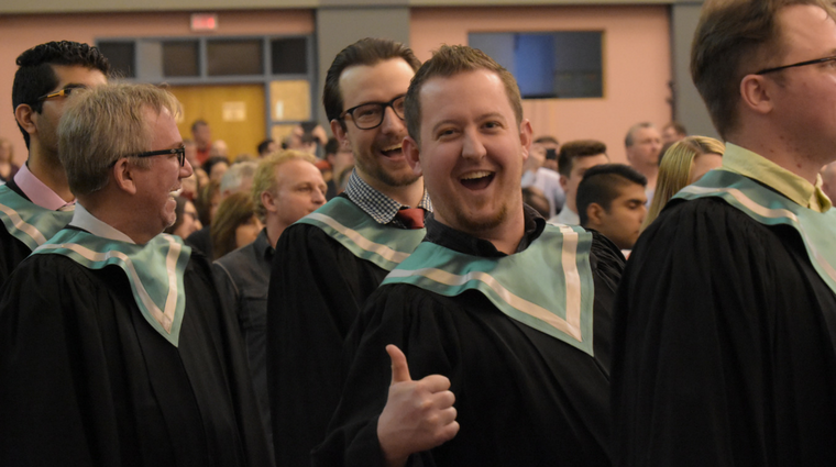 Saskatchewan Polytechnic celebrates graduates at Moose Jaw convocation