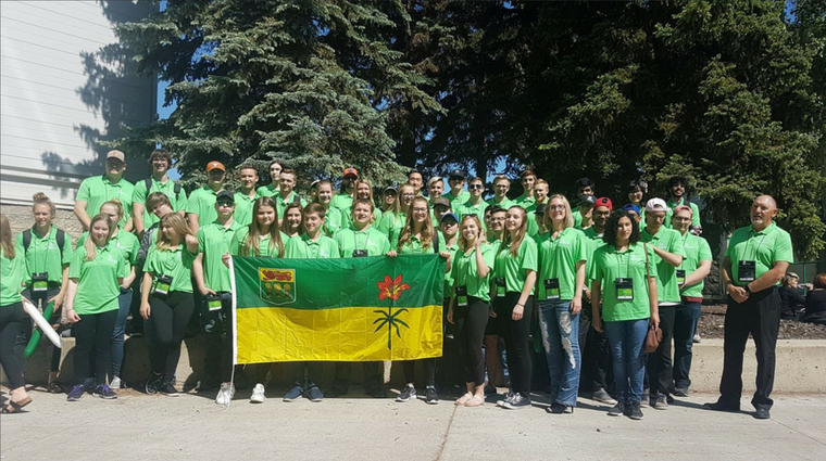 Saskatchewan Polytechnic students win at 24th Skills Canada National Competition