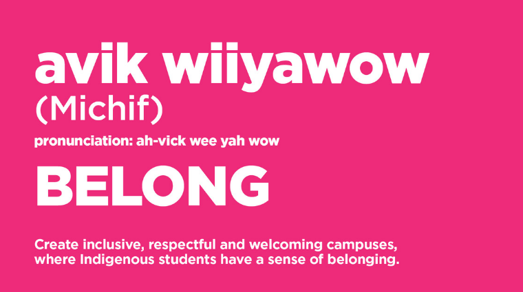 avik wiiyawow, belong