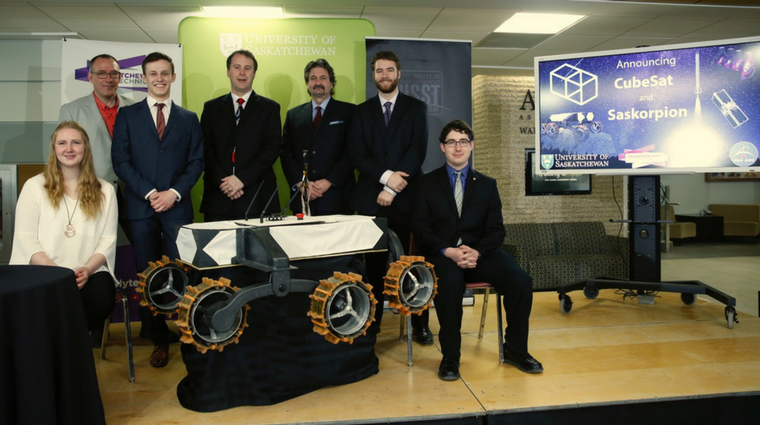 Students achieve success in national and international space design competitions