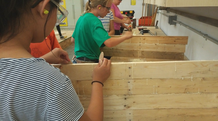 Sask Polytech summer trades camps introduce girls to trades