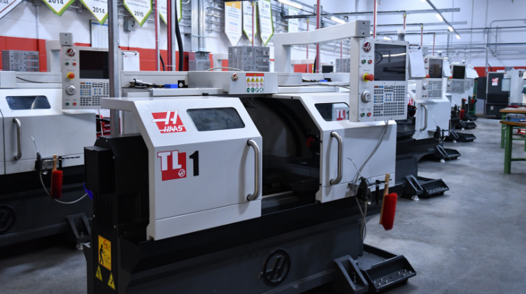 Gene Haas Foundation supports new manufacturing technology lab