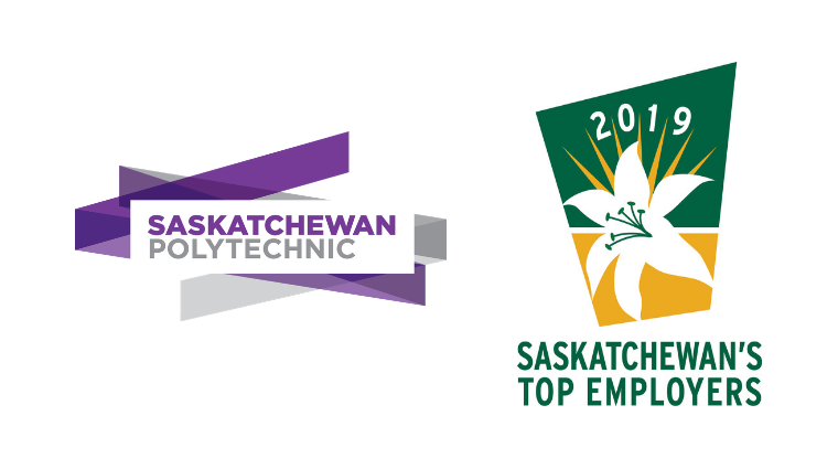 Saskatchewan Polytechnic awarded top employer in the province distinction