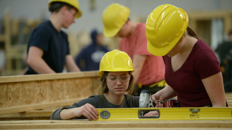 Bow Valley College and Saskatchewan Polytechnic partner on essential skills training