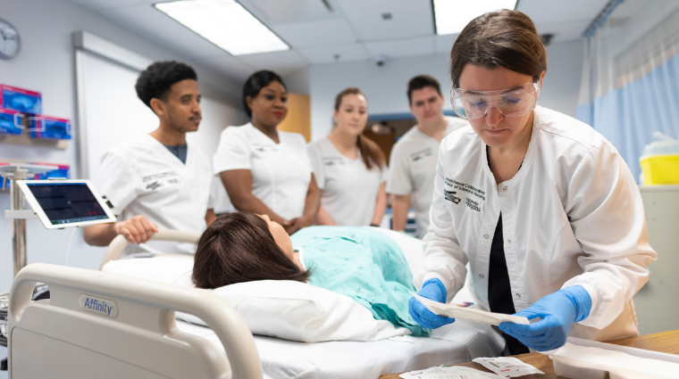 Fast track your career into nursing