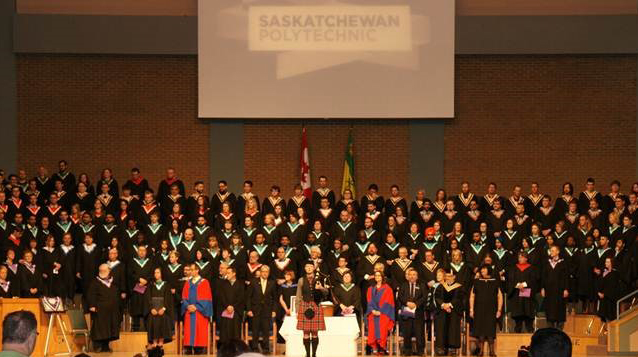 Saskatchewan Polytechnic live-streams convocation
